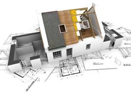 Plan travaux d'une maison BBC